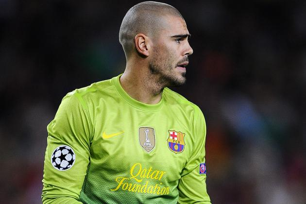 Barca Not Closed to Valdes