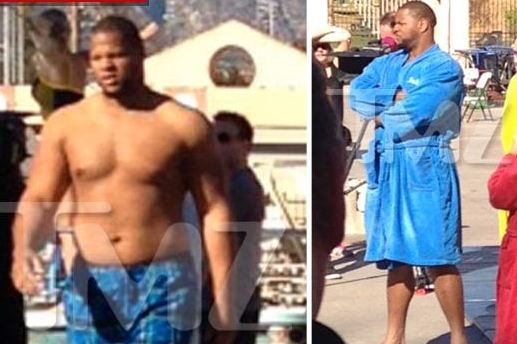 NDAMUKONG SUH'S TEAMMATES  Celeb Diving Show Is a  HUGE MISTAKE!