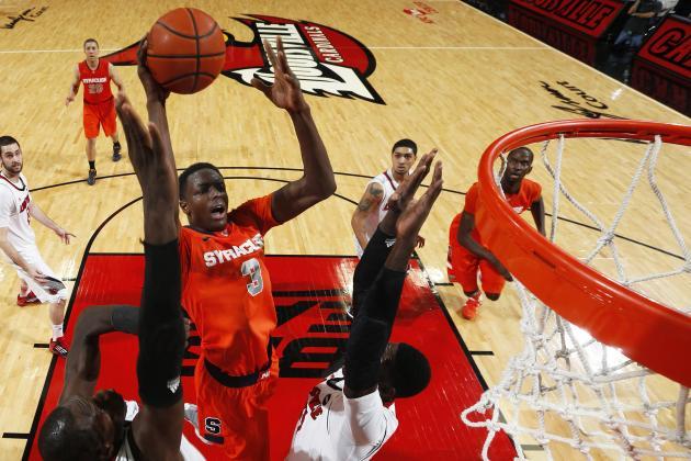 Syracuse's Jerami Grant Kicks Down Door When Opportunity Knocks