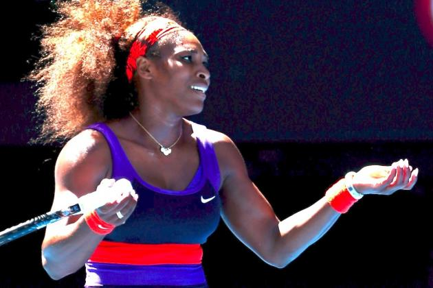 Australian Open 2013 Results: Day 10 Scores and Results Summary