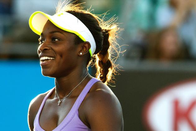 Sloane Stephens: Smiling Future of Tennis Takes Australian Open by Storm