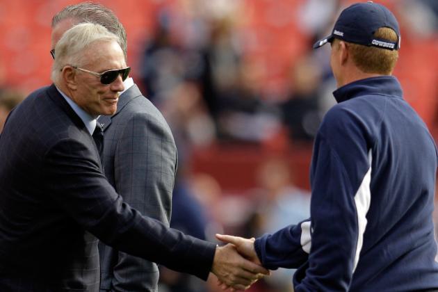 Callahan Becomes Apparent Compromise Between Jones,Garrett