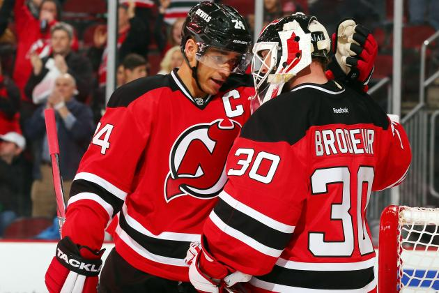 Devils Dismantle Philadelphia Flyers in Home-Opener Shutout