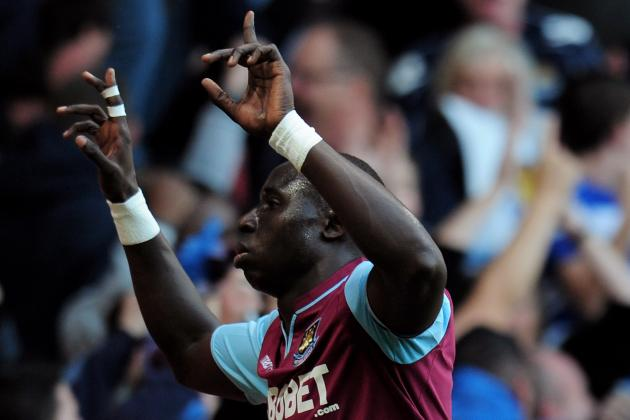 Mohamed Diame Should Stay at West Ham Despite Arsenal Interest