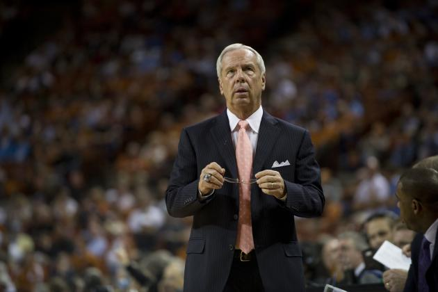 Roy Williams, UNC Men's Basketball Are Right Where They Should Be