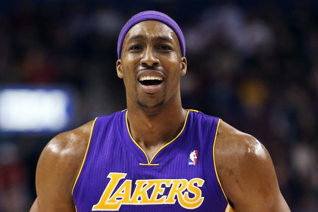 Trading Dwight Howard Is a Losing Scenario for LA Lakers