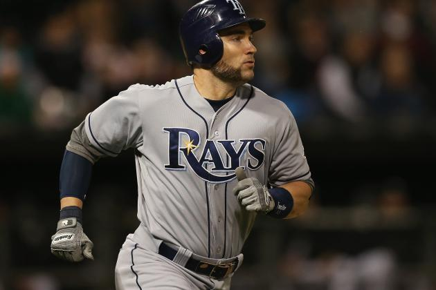 Mutual Interest for Rays, Luke Scott