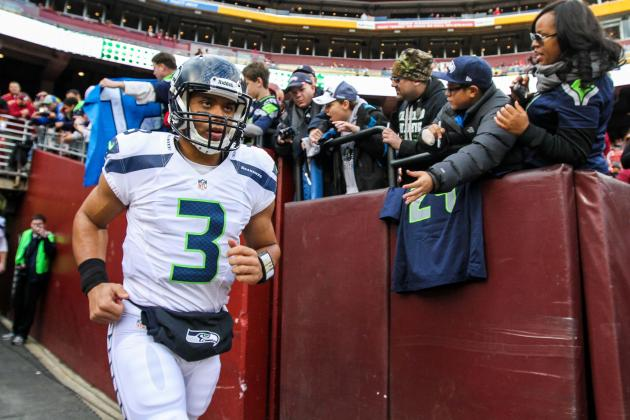 Russell Wilson's Monster Payday Won't Come Until 2015 and More NFC West News