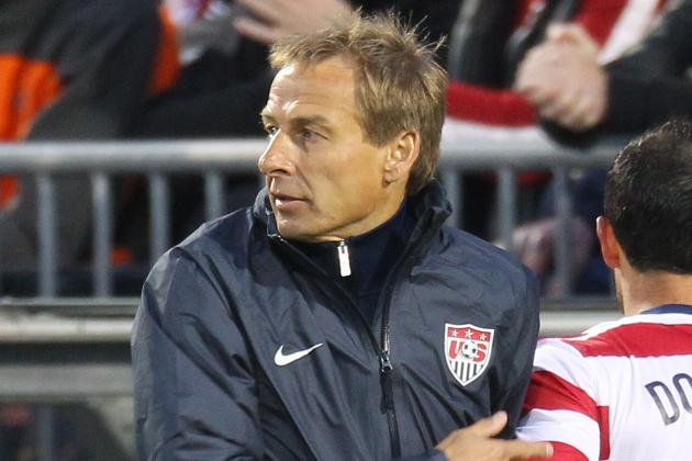For Klinsmann, No Mediocrity