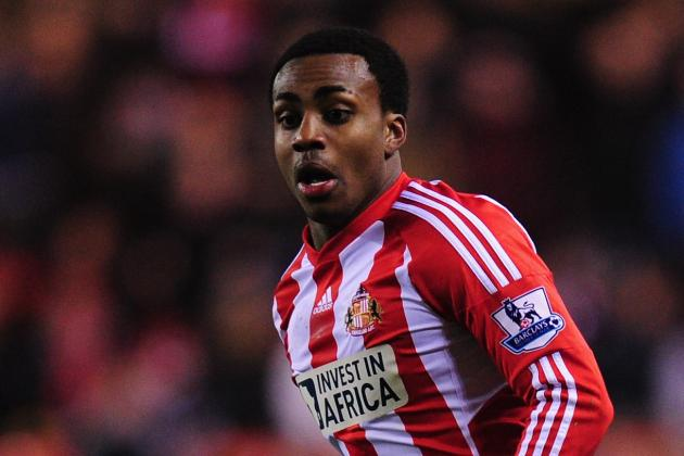 Danny Rose Will See out the Season on Loan at Sunderland from Tottenham