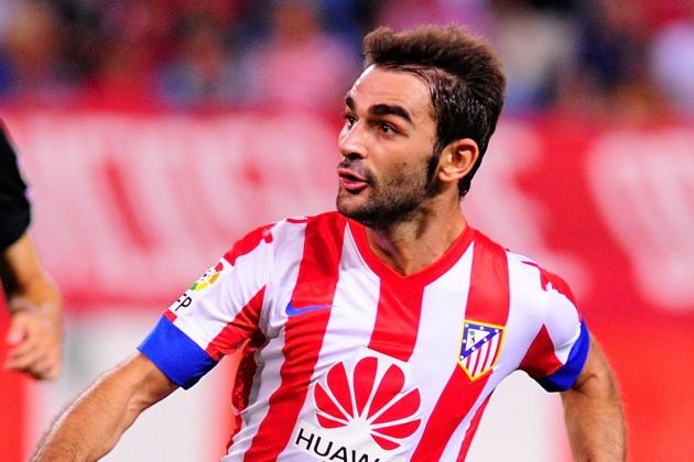 Atletico Forward Adrian Ignoring Arsenal Specualtion