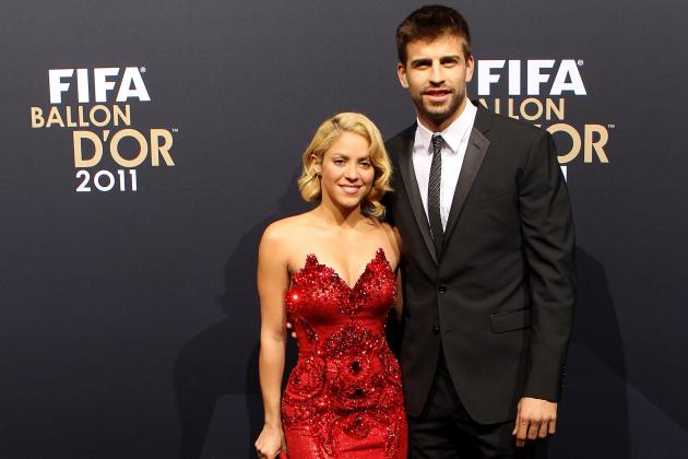 Barca's Pique Welcomes Baby Boy Named Milan
