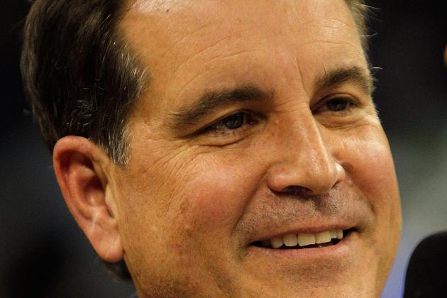 Jim Nantz Takes on Cleveland Media over Mike Lombardi Criticism