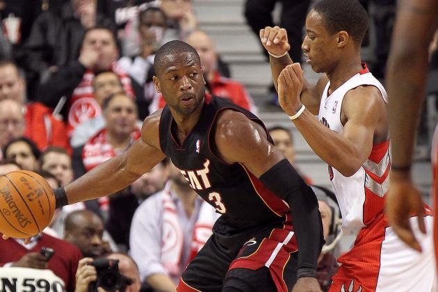 Toronto Raptors vs. Miami Heat: Preview, Analysis and Predictions