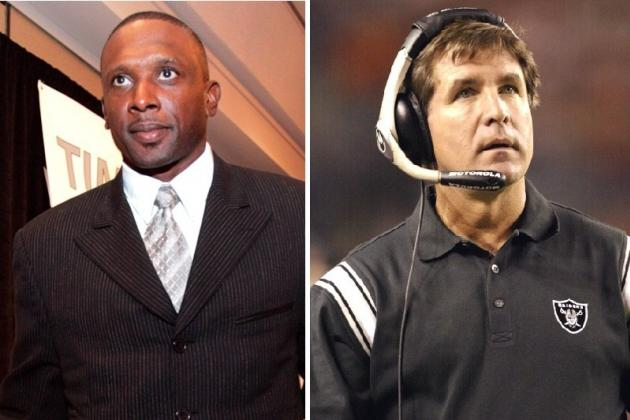 Tim Brown Accuses Bill Callahan of Sabotaging Raiders in Super Bowl XXXVII