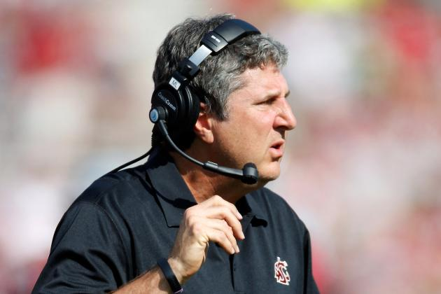 Mike Leach Banned from High School After Pulling Recruit's Offer