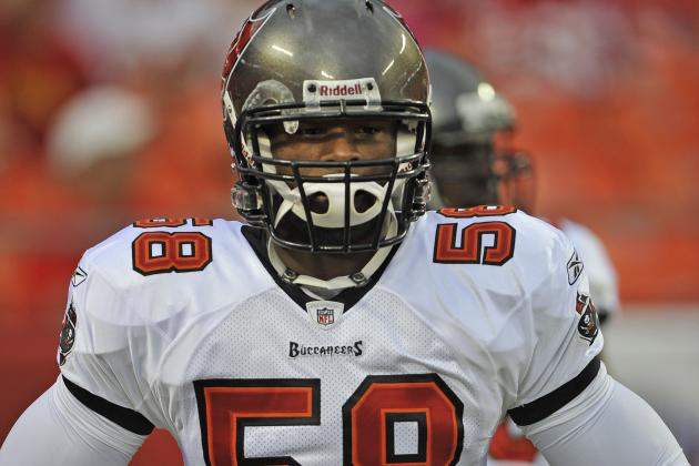 Bucs Linebacker Quincy Black on Slow Road to Return