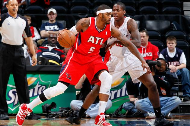 Josh Smith: Should the Toronto Raptors Make a Move for J-Smoove?