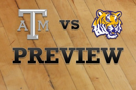 Texas A&M vs. LSU: Full Game Preview