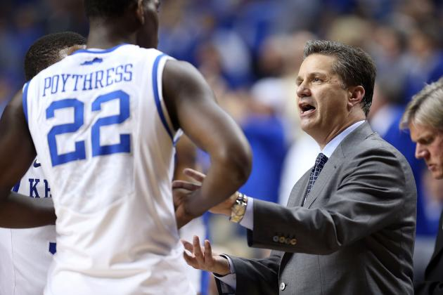 Kentucky Basketball Predictions: Which Seed Will the Wildcats Earn This March?