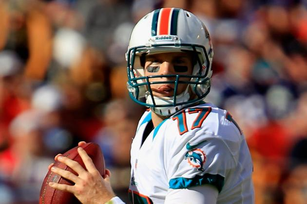 Dolphins GM Focused on Giving Tannehill More Weapons