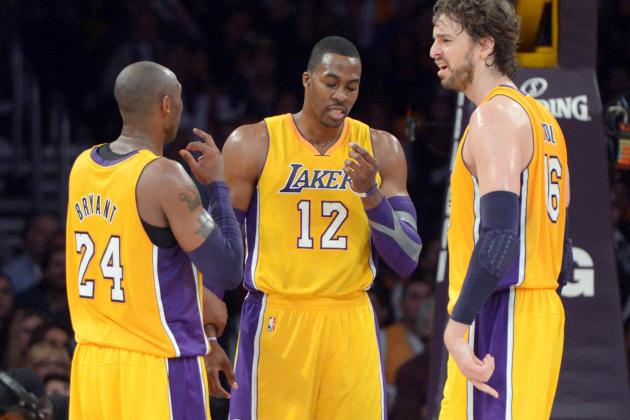 Playing Panic or Patience with LA Lakers' Struggles at Midway Point