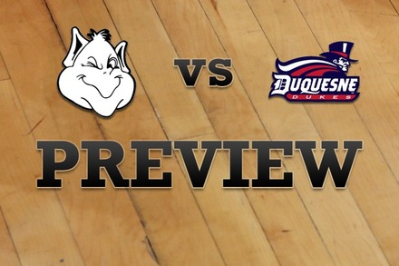 Saint Louis vs. Duquesne: Full Game Preview