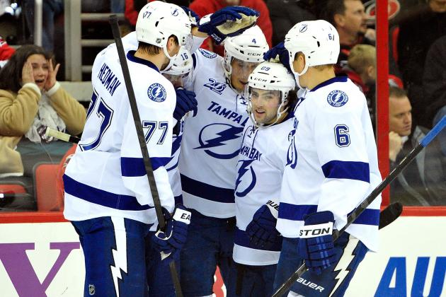 Lightning Pull Away, Spoil Canes' Home Opener