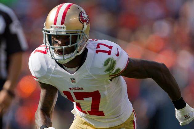49ers' A.J. Jenkins Not Producing
