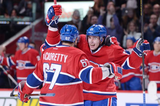 Andrei Markov's 2 Goals Help Habs Top Panthers
