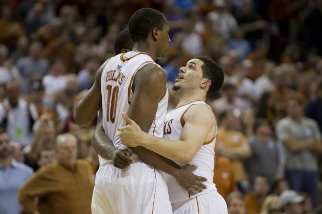 Longhorns' Top Rebound to Be Sidelined 3-6 Weeks