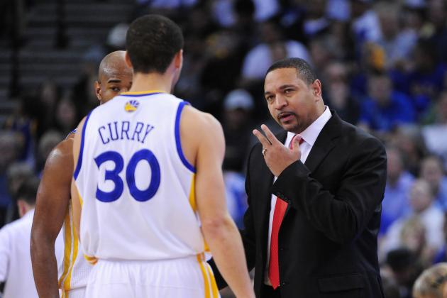 GSW's Stephen Curry, David Lee Deserve to Be All-Stars, Coach Mark Jackson Says