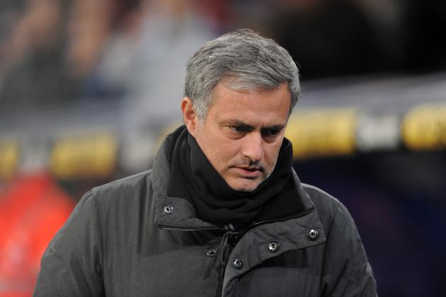 Real Madrid Boss Jose Mourinho: I'm Not Bound for PSG