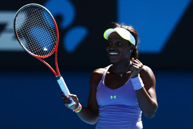 Australian Open 2013: Why Sloane Stephens Will Win It All