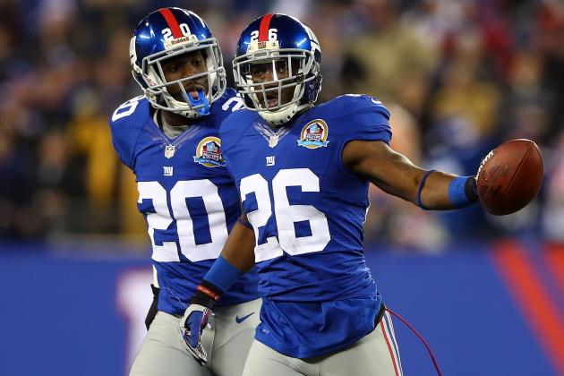 Antrel Rolle Turned to Ray Lewis for Advice on Adjusting to Tom Coughlin