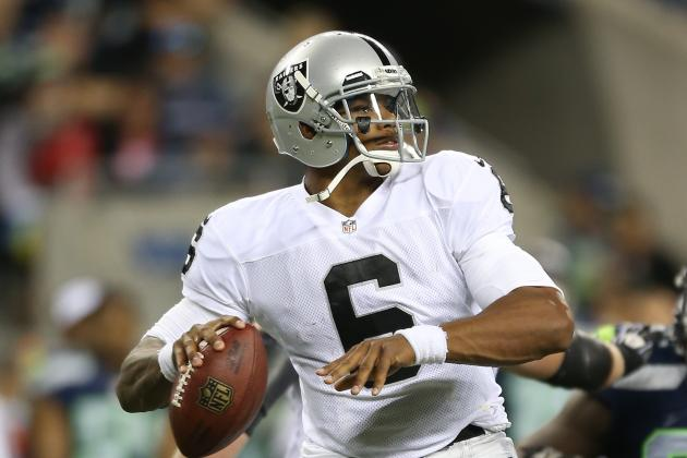 Can Pryor Emerge as Oakland'S Starter?