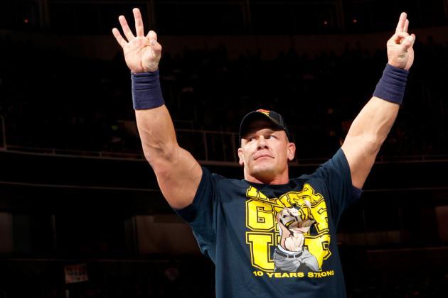 Why John Cena will win the Royal Rumble