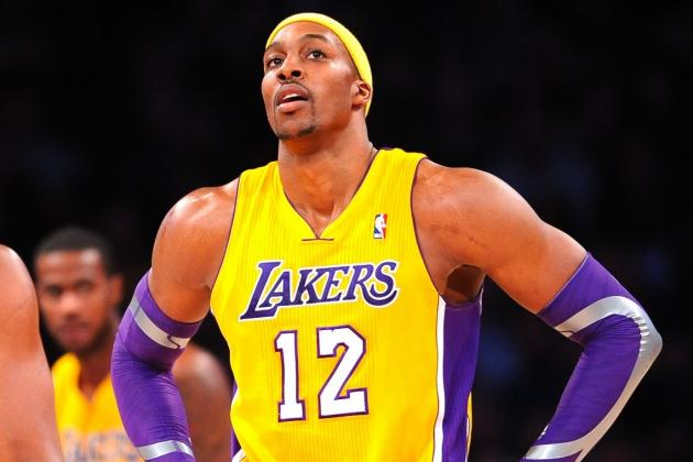 Lakers Trade Rumors: Trading Dwight Howard to Brooklyn Nets Would Benefit L.A.