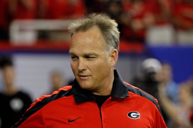 Richt Could Get Pay Raise After Top-Five Finish