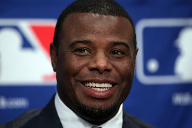 Mariners to Induct Ken Griffey Jr. into Team's Hall of Fame