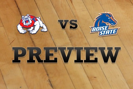 Fresno State vs. Boise State: Full Game Preview