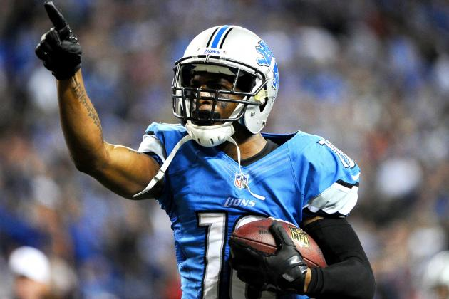 Is Titus Young Tweeting His Way Out of the NFL?