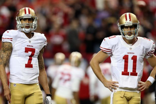 Alex Smith: 49ers Backup QB Shows Strong Character in Uncomfortable Situation
