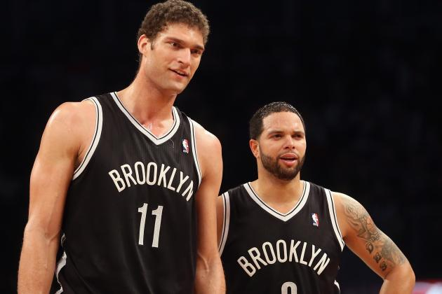 Deron Williams: 'Brook Is Our Center.'