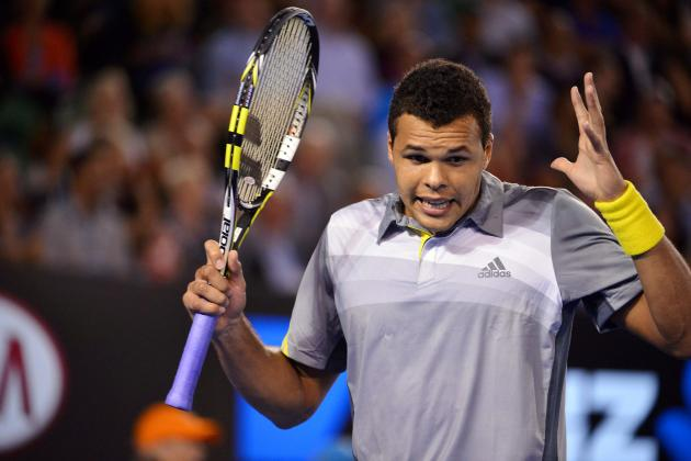 Tsonga Says Women Players Are 'More Unstable Emotionally'