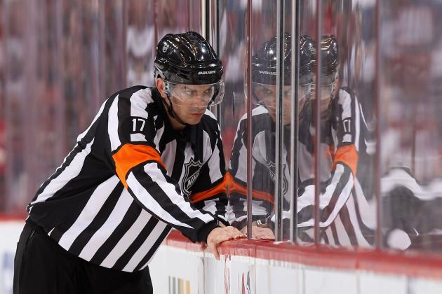 Breaking Down the Rule Changes for the 2013 NHL Season
