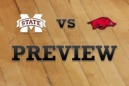 Mississippi State vs. Arkansas: Full Game Preview