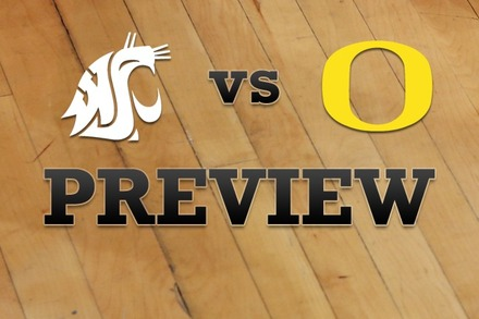 Washington State vs. Oregon: Full Game Preview