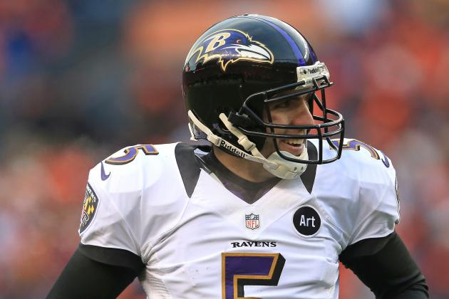 Flacco Says He Was Always a Football Guy, Played Baseball for Fun