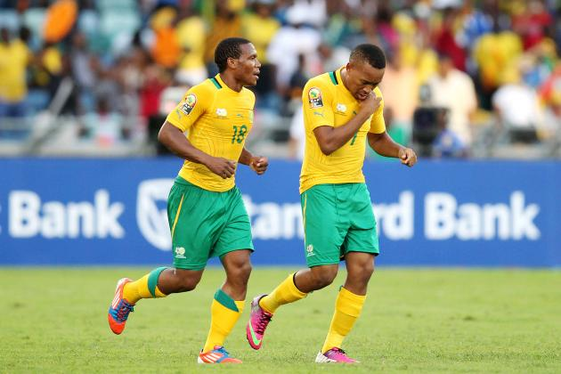 South Africa Ease Past Angola with Convincing Display